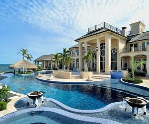 glamour, luxury, and house image