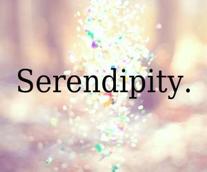 serendipity, beautiful, and love image
