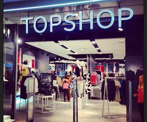 fashion, topshop, and shopping image