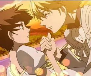 anime, haruhi, and tamaki image