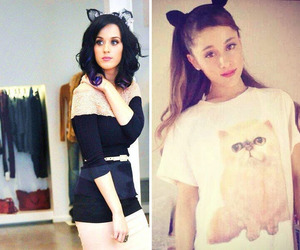 fashion, tiger beat, and katy perry image