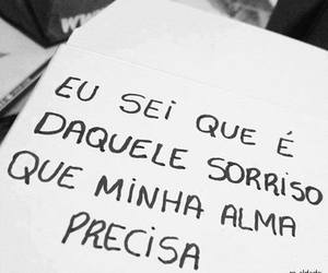 alma, sorriso, and frases image
