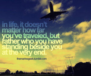 airplane, quote, and sayings image