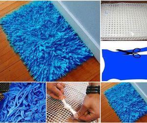diy, floor, and mat image