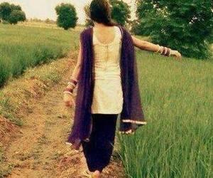indian girl image