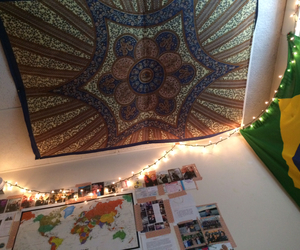 adorable, college, and bedroom image