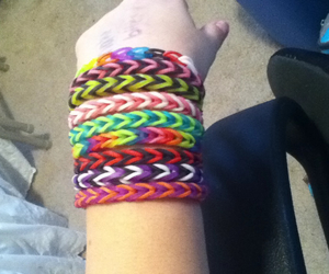 Braclets, many, and pretty image