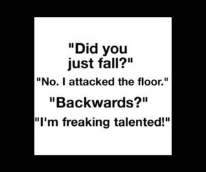 friends, falling, and funny image
