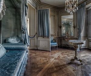 blue, france, and marie antoinette image