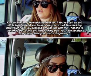 funny, kim kardashian, and kardashian image