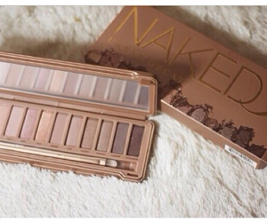 makeup, urban decay, and naked 3 image