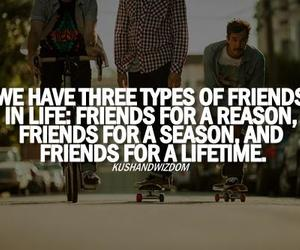 friends, lifetime, and reason image
