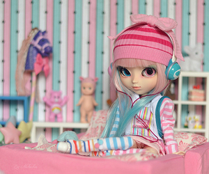 Akemi, pullip, and pullipdolls image