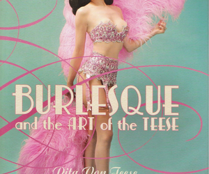 burlesque, Dita von Teese, and Pin Up image