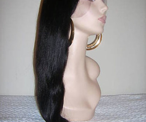 black hair, rpgshow, and lace wigs image
