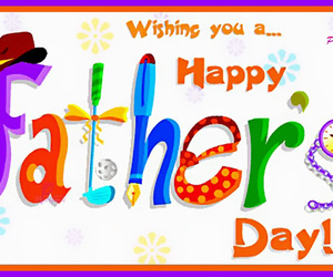 Fathers Day, fathers day quotes, and when is fathers day image