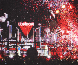 header, london, and one direction image