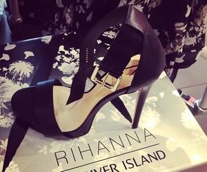 rihanna, shoes, and fashion image