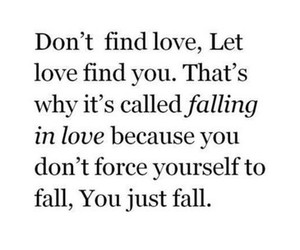 love, quotes, and fall image