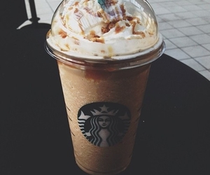 starbucks, coffee, and yummy image