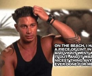 jersey shore, pauly d, and funny image