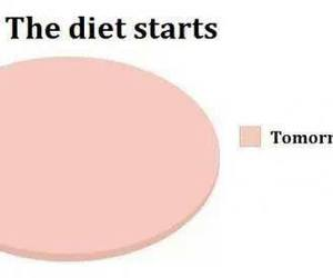 diet, pink, and tomorrow image