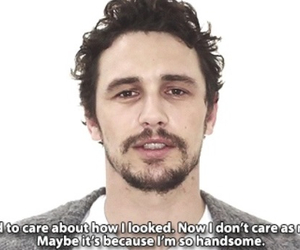james franco, handsome, and funny image