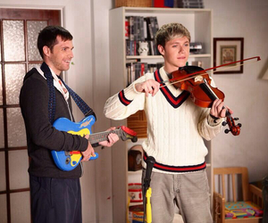 niall horan, one direction, and story of my life image