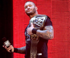 wwe, randy orton, and wwe champion image