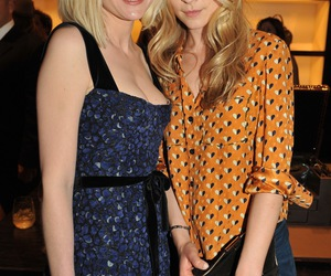 clemence poesy and Kirsten Dunst image
