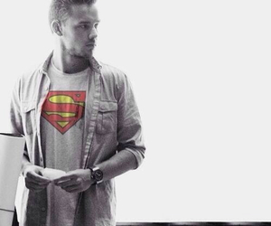 liam payne, one direction, and superman image