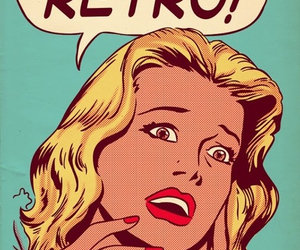 retro, OMG, and vintage image