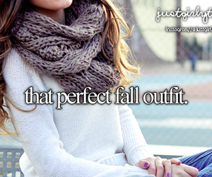 outfit, fall, and perfect image