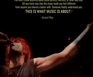 gerard way, mcr, and quote image