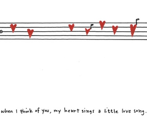 draw, love song, and love image
