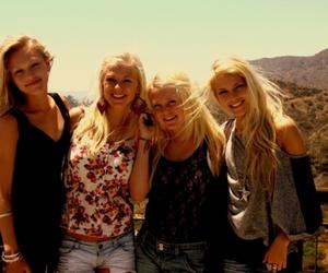 blonde, emilie, and hollywood image