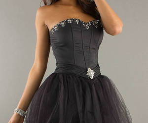 dresses, Prom, and fashion image