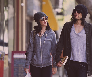 katy perry and russell brand image