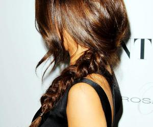 selena gomez and hair image