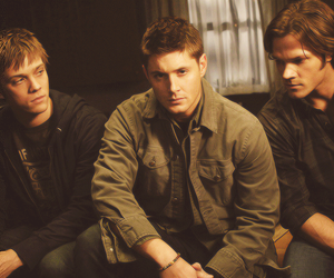 supernatural, Jensen Ackles, and winchester image