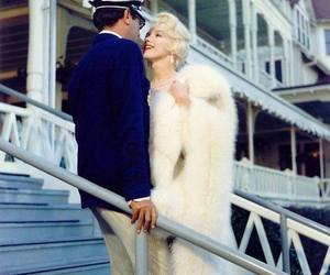 marylin monroe, some like it hot, and love image