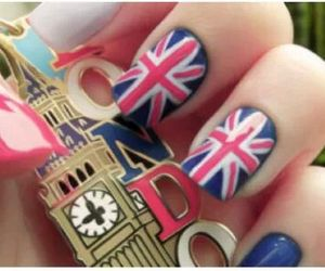 london, lovely, and style image