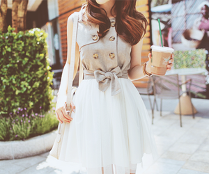 fashion, cute, and kfashion image