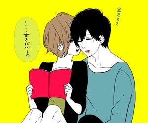 anime couple and anime couples image