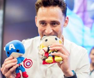 tom hiddleston, thor, and loki image