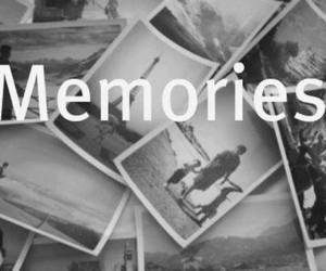 blacknwhite, love, and memories image