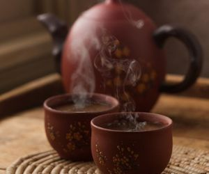 coffee, cozy, and tea image