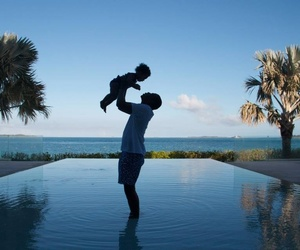 acqua, baby, and water image