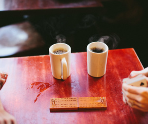 cafe, coffee, and delicious image