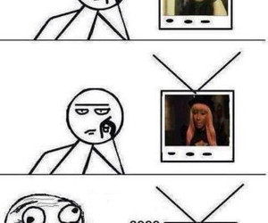 lol, nicki minaj, and carly rae japsen image